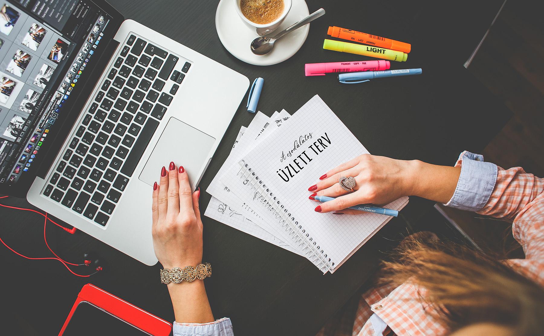 Hogy állsz az üzleti terveddel?